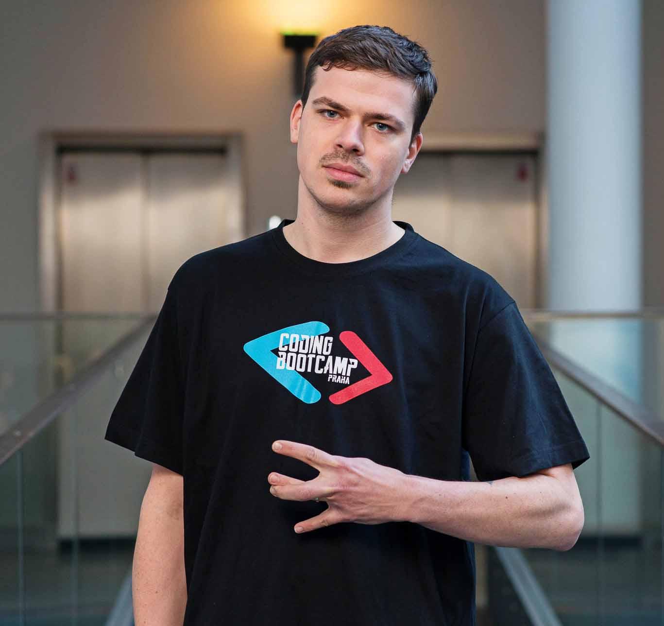 Coding Bootcamp Praha Students Martin Slezák
