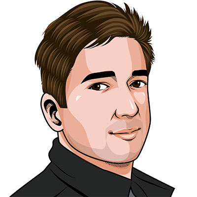Coding Bootcamp Praha Instructor Slavo Kožár